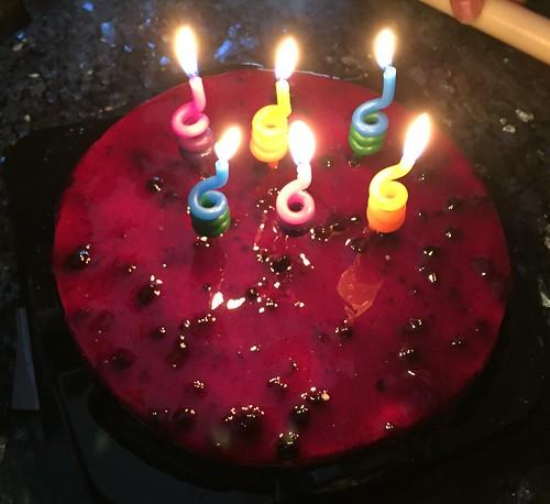 Nora's sixth birthday