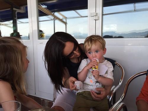 Boating Sunday - Santoña