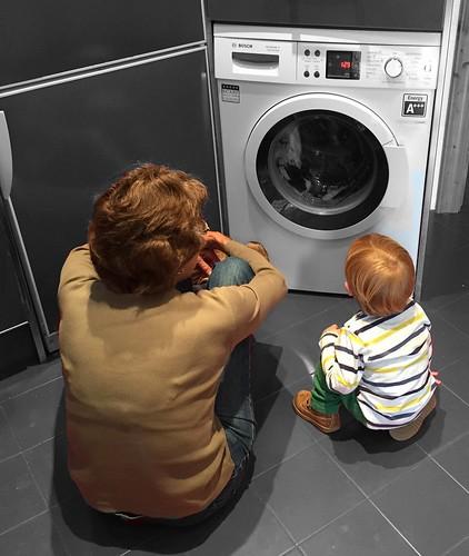 Laundry with Grandma