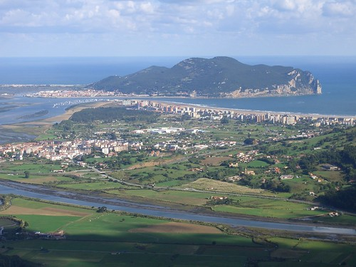 Colindres, Laredo and Santoña