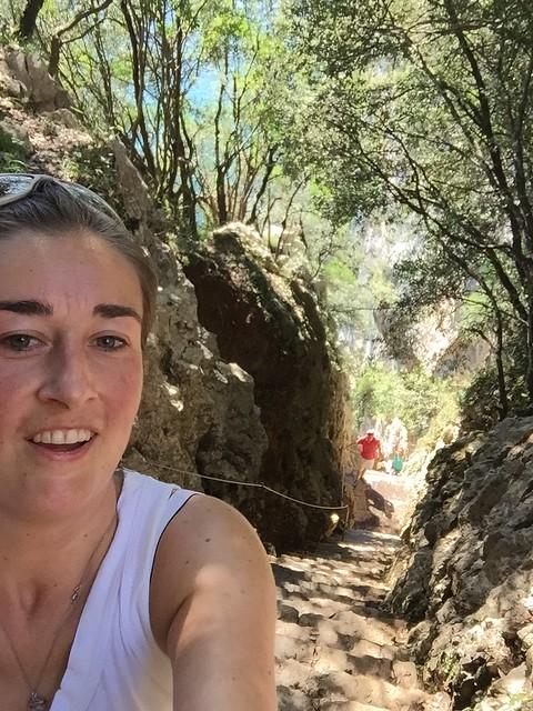 Hiking Mount Buciero