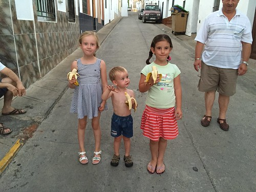 Banana Eating Cousins