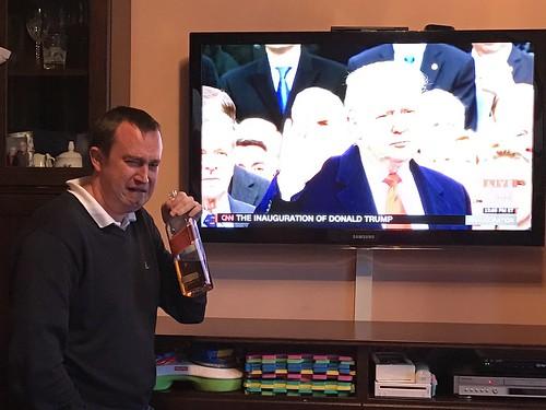2017 Donald Trump Inauguration