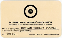 International Frisbee Association