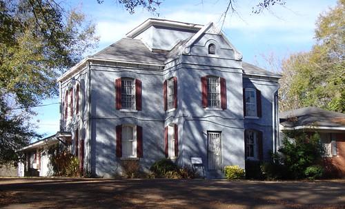 Old Carroll County Jail (Carrollton, Mississippi)