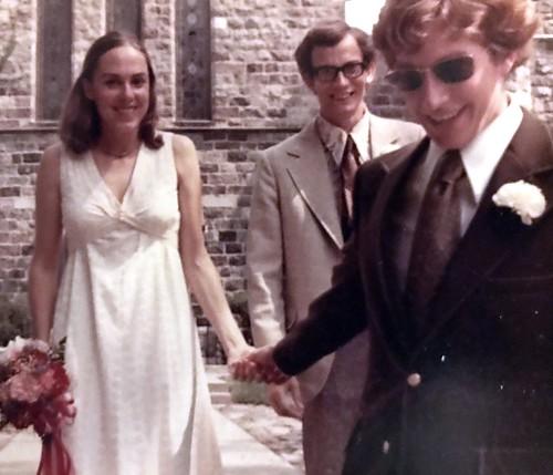 Paul and Betsy Wedding - Ann Arbor