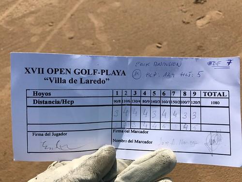 Laredo Golf Playa 2017