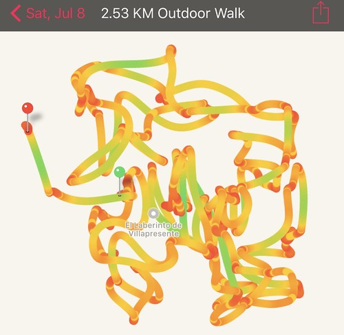 Maze Walk