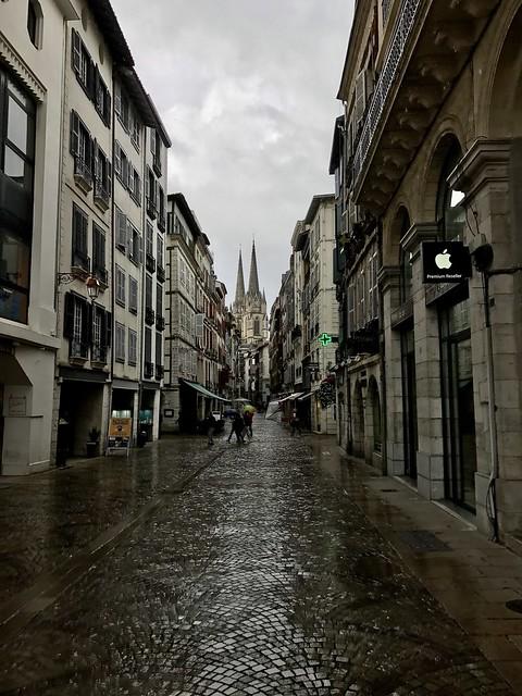 Wet Bayonne