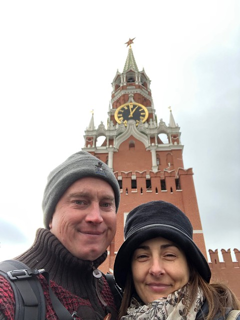 Moscow 2018 - Day 1