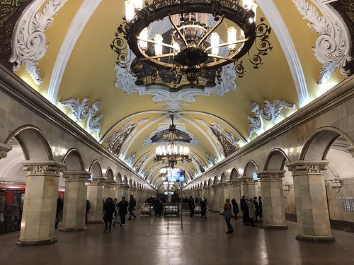 Moscow 2018 - Day 3